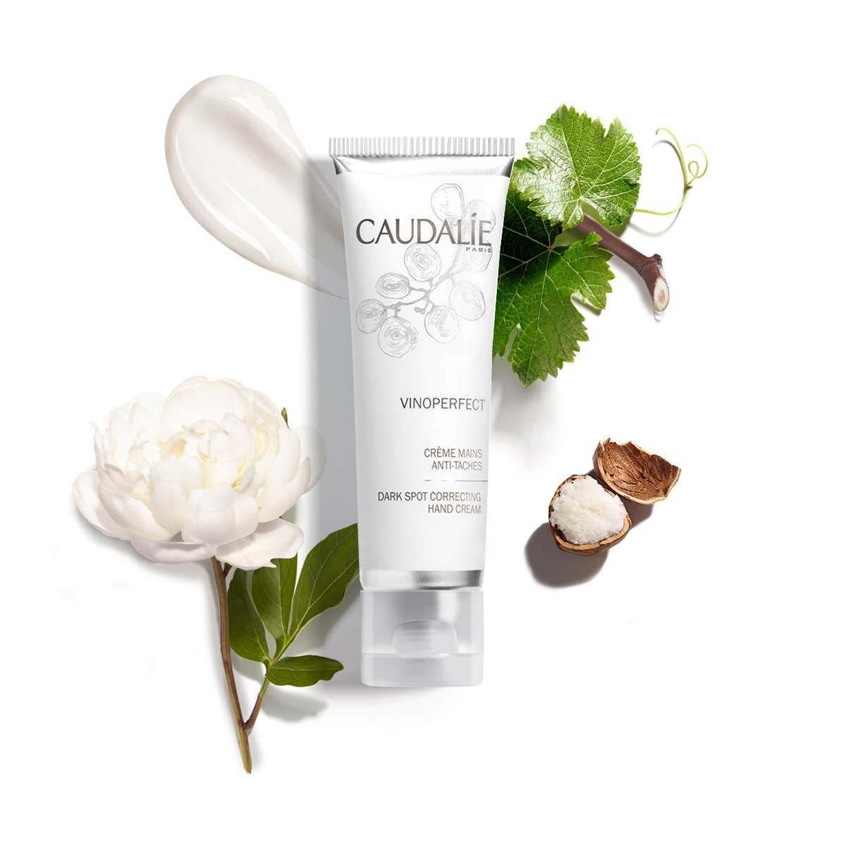 CAUDALIE Vinoperfect dark spot hand cream 50ml NEW
