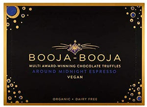 Booja Booja around midnight espresso truffles 92g