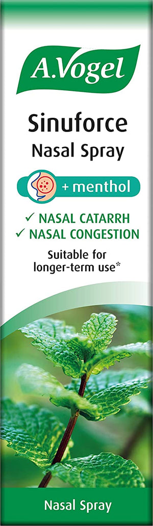 A.VOGEL Sinuforce Nasal Spray with menthol 20ml