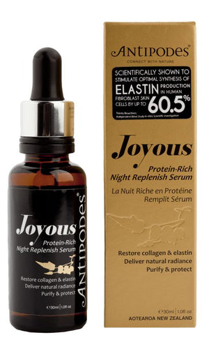 ANTIPODES Joyous Protein-Rich Night Serum 30ml