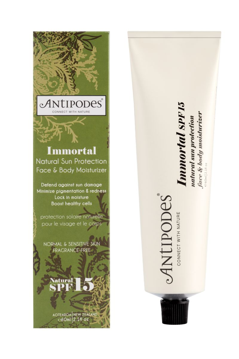 ANTIPODES Immortal Face & Body Moisturizer SPF15 50ml