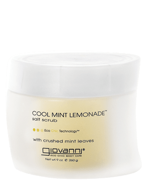 GIOVANNI Cool Mint Lemonade Salt Scrub 260g