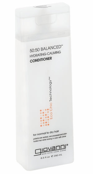 GIOVANNI 50:50 Balanced Hydrating-Calming Conditioner 250ml