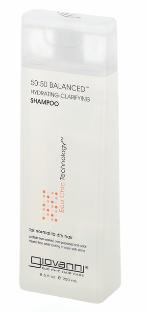 GIOVANNI 50:50 Balanced Hydrating-Clarifying Shampoo 250ml