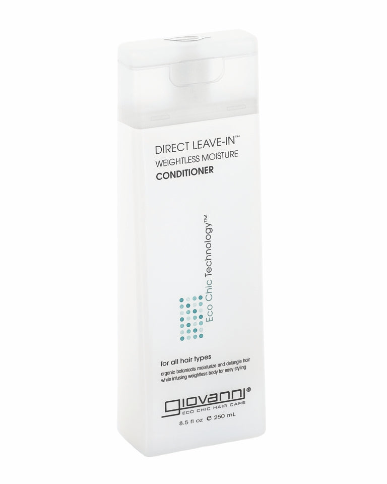 GIOVANNI Direct Leave-In Weightless Moisture Conditioner 250ml