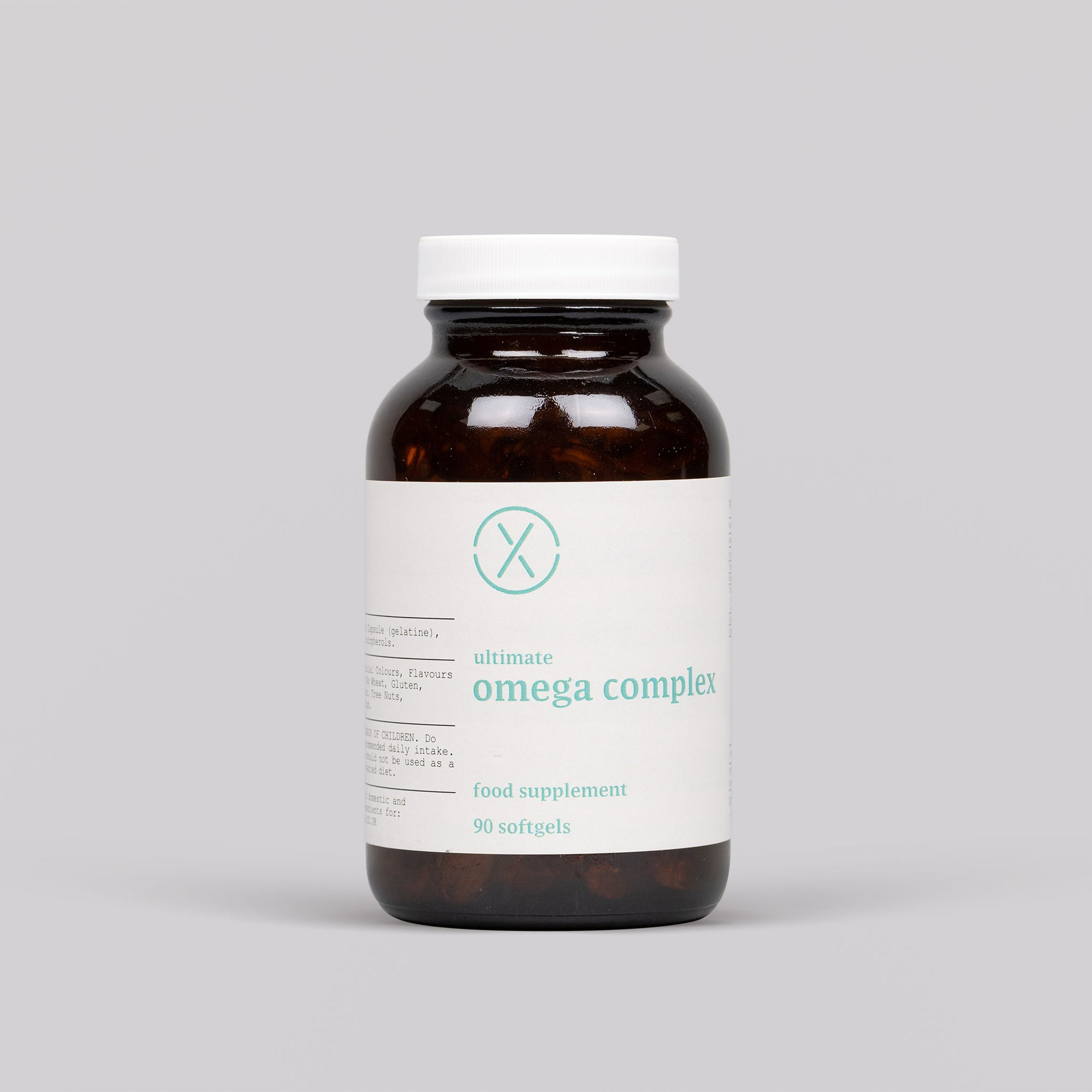 Elixir Ultimate Omega Complex 90 Softgels