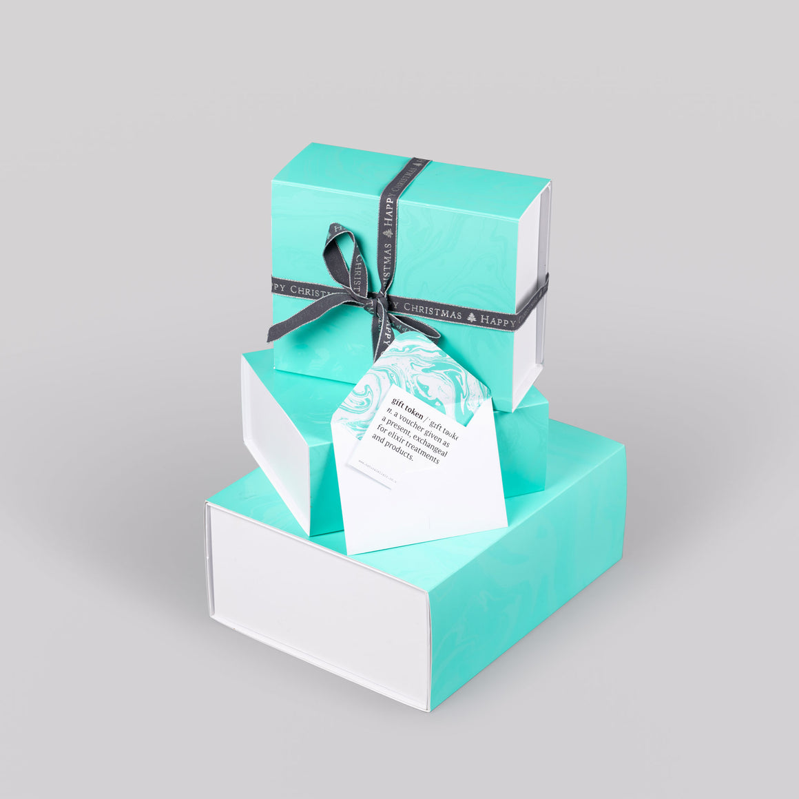 ELIXIR VOUCHER, CHOCOLATES & CANDLE Gift box