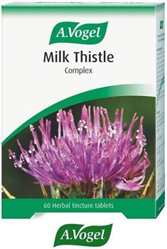A.VOGEL Milk Thistle Tincture Tabs 60tabs