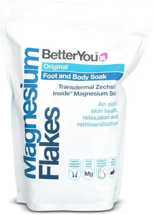 Better you magnesium flakes 1000g