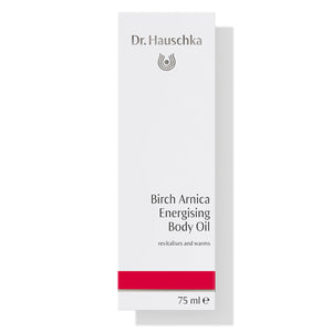 Dr. Hauschka Birch Arnica Energising Body Oil 75 ml