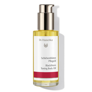 Dr. Hauschka Blackthorn Toning Body Oil 75ml