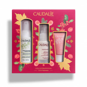 Caudalie S.O.S. Hydration Christmas Gift Set
