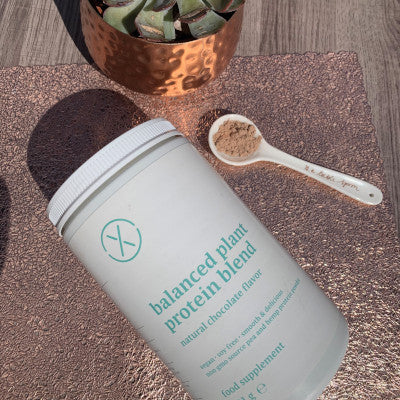 Elixir Balanced Plant Protein Blend Natural Chocolate Flavour