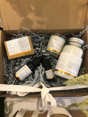 Elixir Relaxing Wellness kit