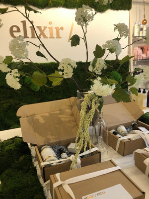 Elixir Bathe wellness kit