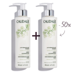 Caudalie Gentle Cleansing Milk Duo 200ml x2