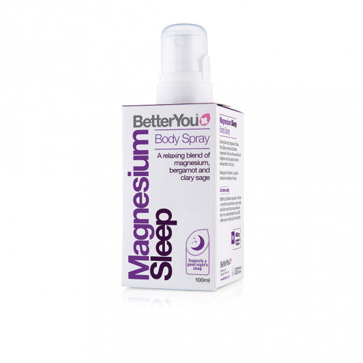 Better you magnesium goodnight spray 100 ml