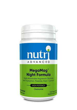 Nutri Mega magnesium night time powder