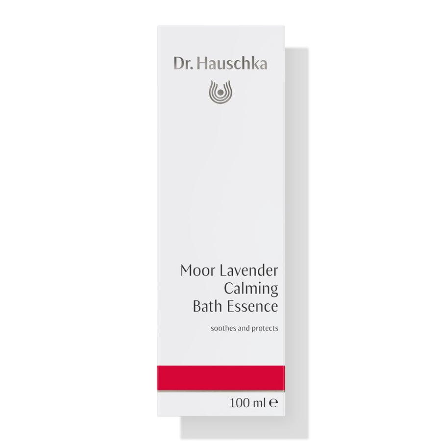 Dr. Hauschka Moor Lavender Calming Bath Essence 100 ml
