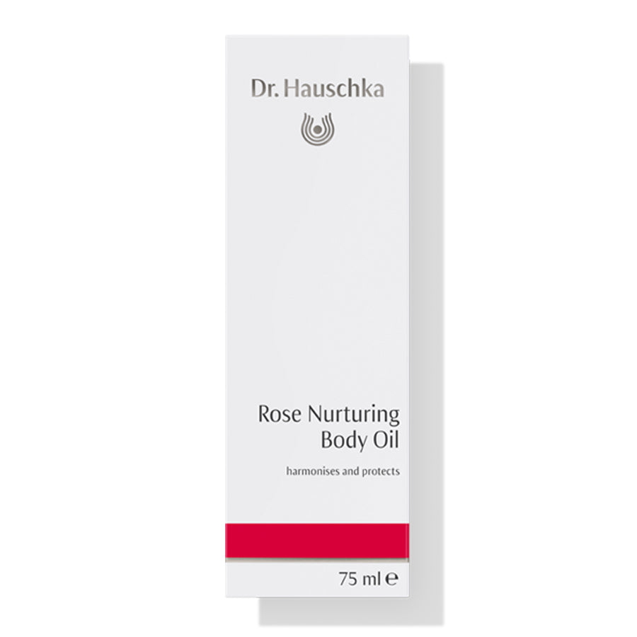Dr. Hauschka Rose Nurturing Body Oil 75ml