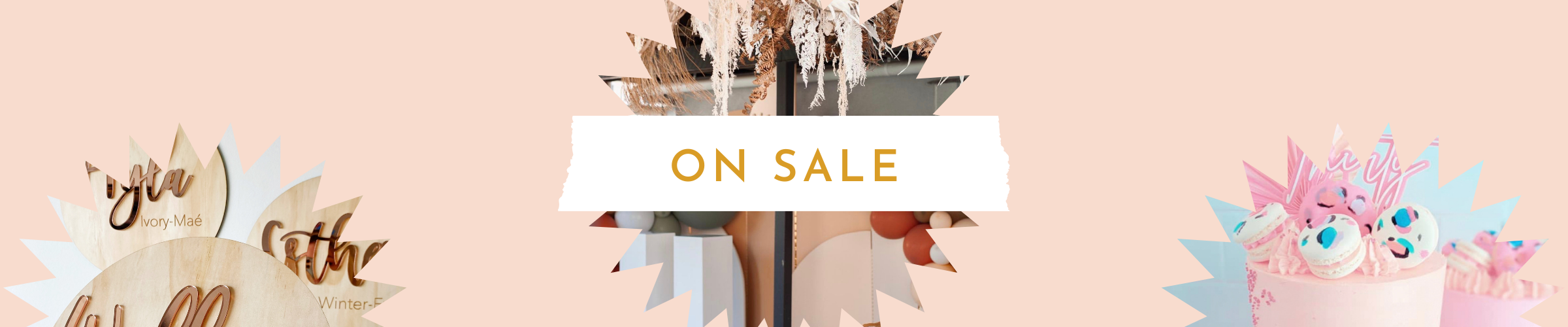 Shop our sale on laser cut Personalised Gifts