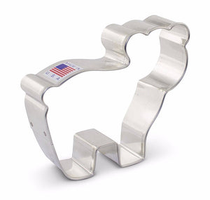 Cute polar bear cookie cutter by Ann Clark Cutters USA