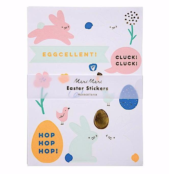 Easter Sticker Sheets by Meri Meri