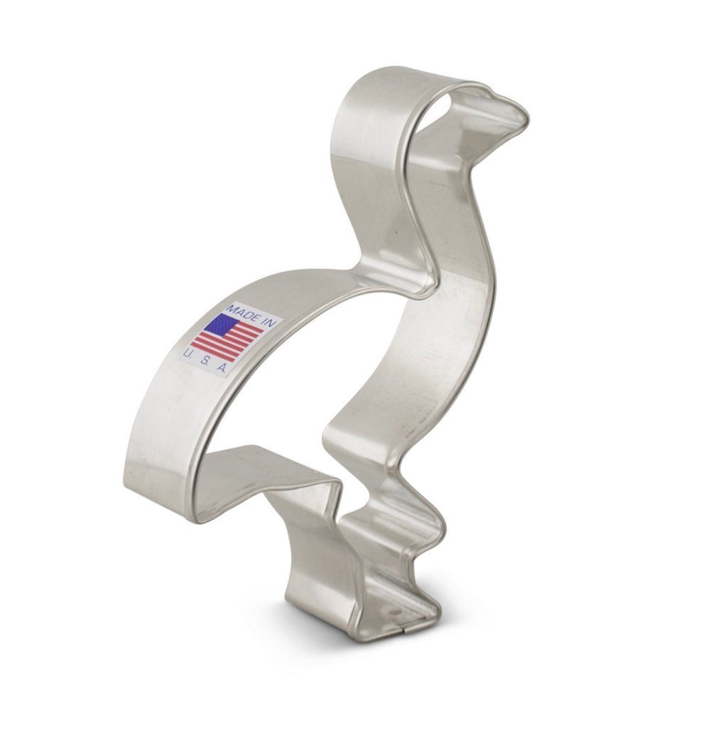 Flamingo Cookie Cutter, Ann Clark Designs