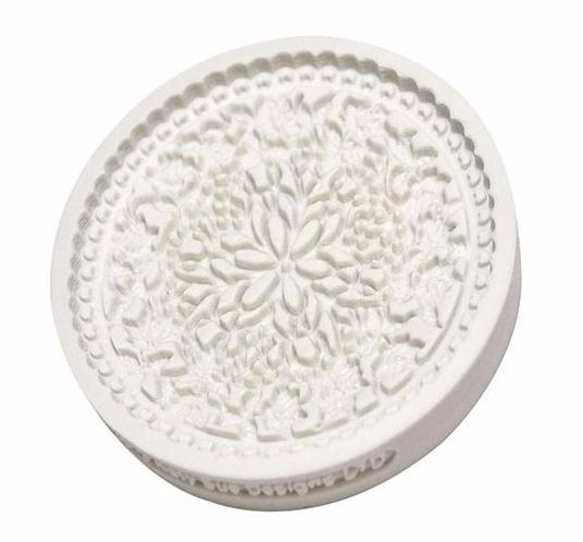 Floral Lace Mold by Katy Sue Designs