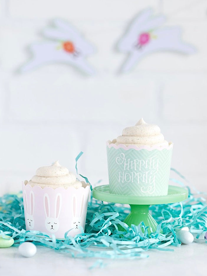 Pastel Easter Baking Cups (50)