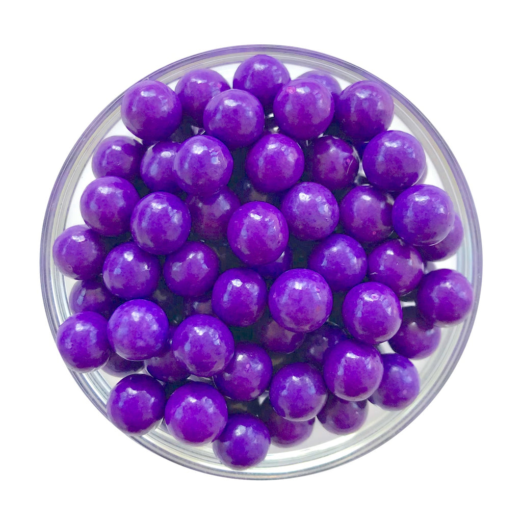 Large Purple Sugar Pearls