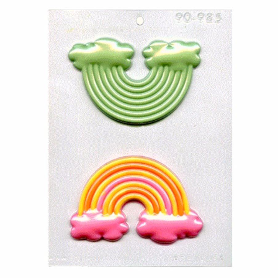 Rainbow Chocolate Mold