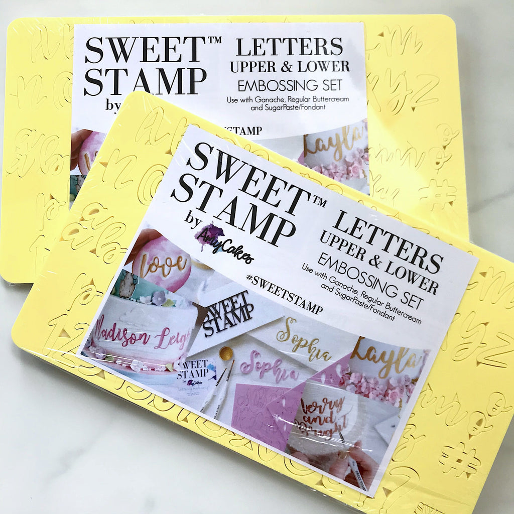 Sweet Stamps by Amy Cakes Cookie/ Cupcake Set