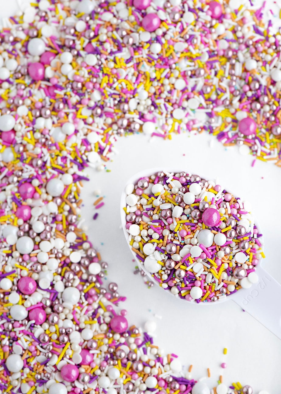 Sweetapolita Twinkle Sprinkles- Promise Ring, Limited Edition Valentine's Day Sprinkles