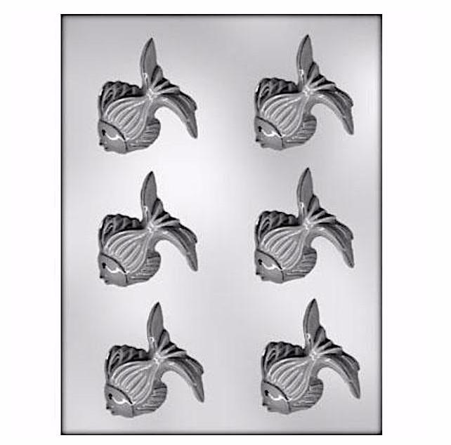 Tropical Fish Chocolate Candy Mold