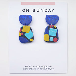Sprinkles of Tiffany Series Statement Dangle 2