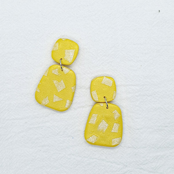 Sunshine Terrazzo Series Dangle 3