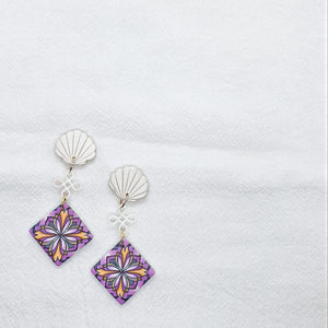 Flower Cane Series Dangle 9
