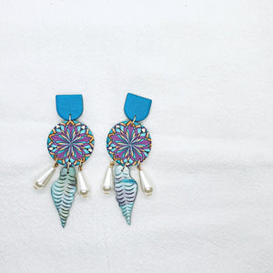 Flower Cane Series Dangle 2