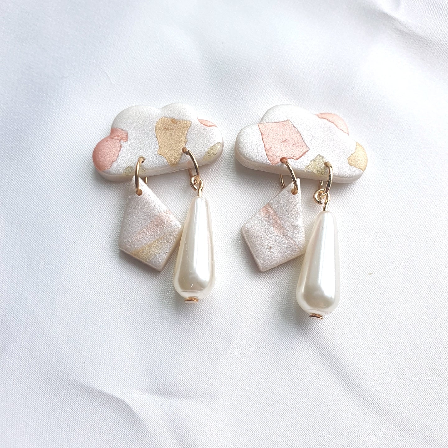 Dreams and Hopes Terrazzo Series Dangle 5