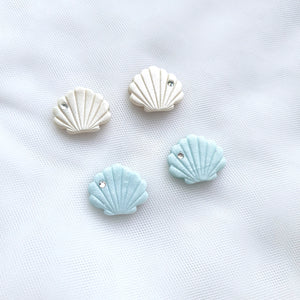 Treasures of the Sea Pearl Series Studs
