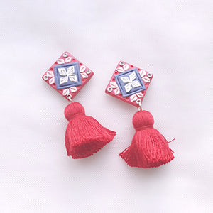 Lunar New Year Tile Series Dangle 2