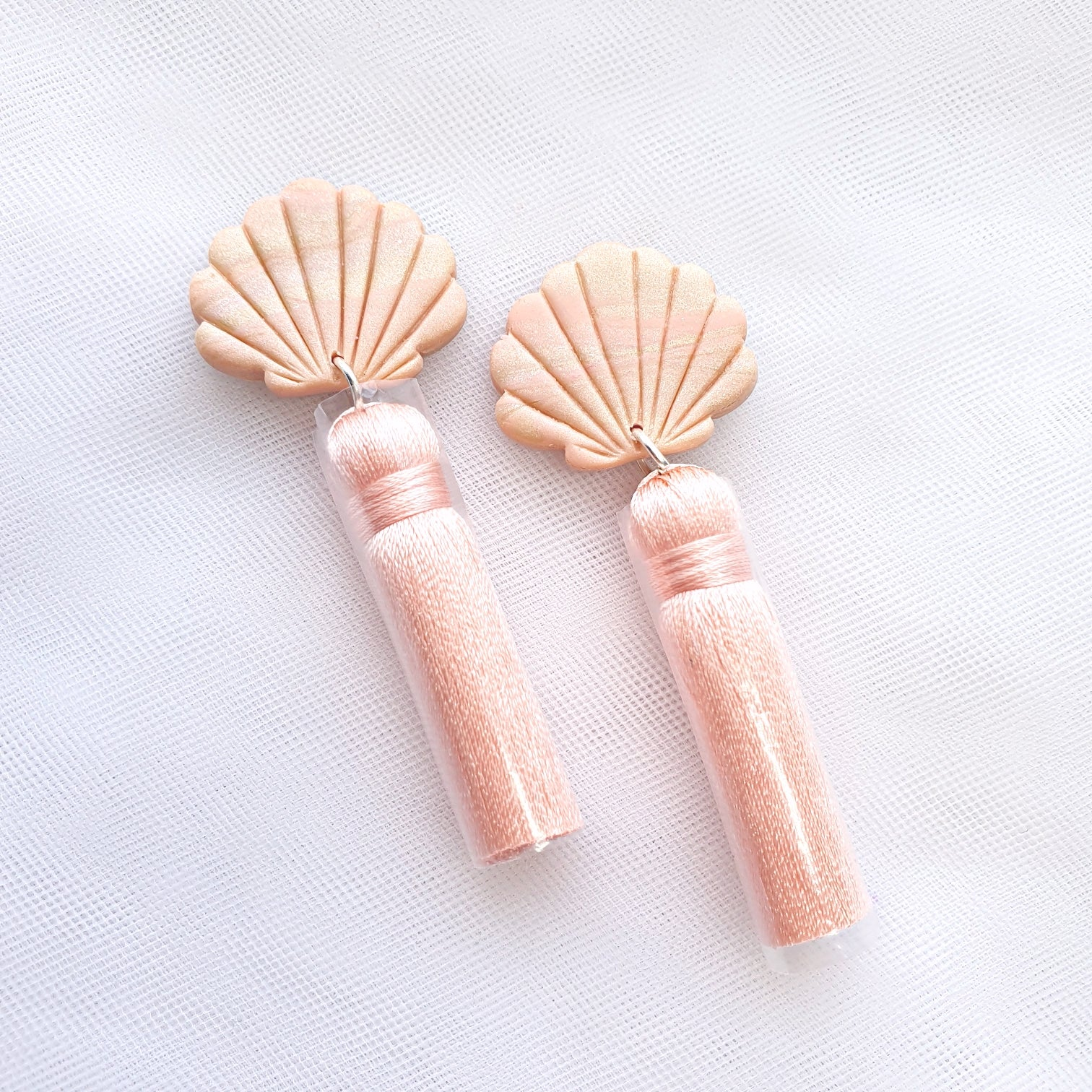 Peachy Fun Series Tassel 1