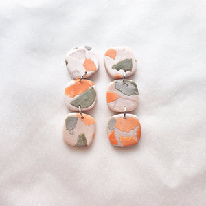 Charity Terrazzo Series Dangle 2