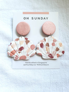Autumn Terrazzo Series Dangle 2