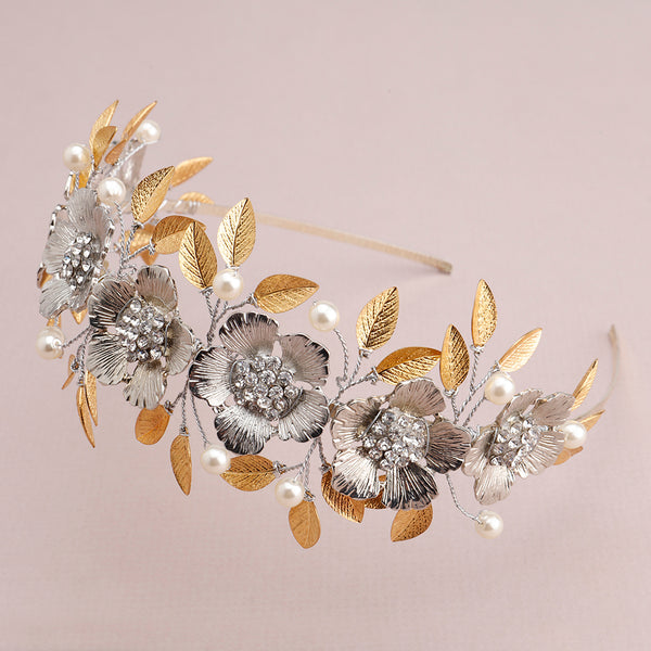 Amersham Bridal Headband
