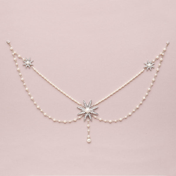 Ophelia Bridal Back Necklace