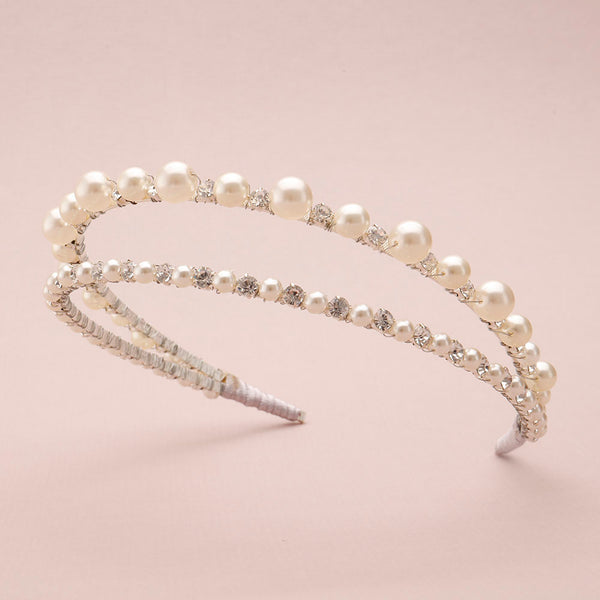 Serena Bridal Double Band