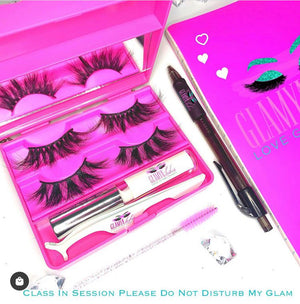 Lash Purse | Note 2 Styles - Glamyalashes