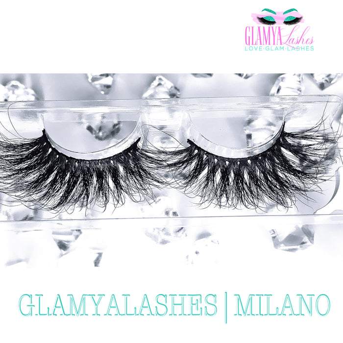 MILANO | 25MM MINK LASHES